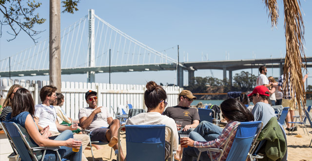 5 Treasure Island Food & Drink Spots Worth the Trip from Either Side of the Bay