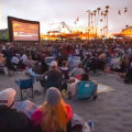 Free Movie Nights at Santa Cruz Beach Boardwalk