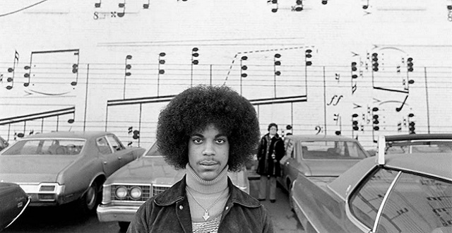 """Prince Pre Fame"" Photo Exhibit On View in Lower Haight"