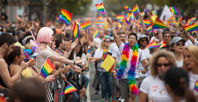 San Francisco Pride Week Events Calendar