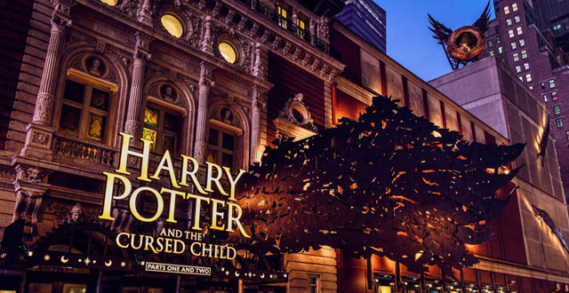 'Harry Potter and the Cursed Child' Finds Its West Coast Home at San Francisco's Curran Theatre