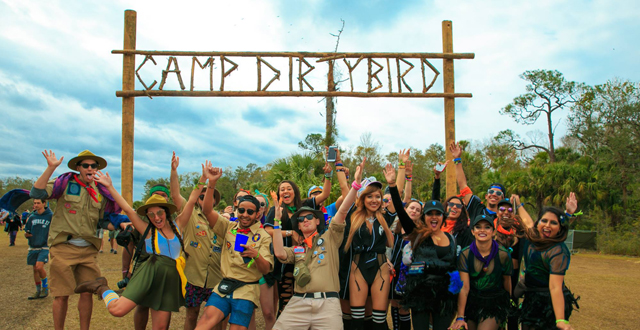 Dirtybird Moves Annual West Coast Campout to Modesto Reservoir, Unveils 2018 Lineup