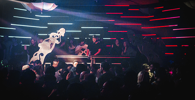 Dolby Atmos Nightclub Opening in SF, Deadmau5 Labelmate i_o to Perform