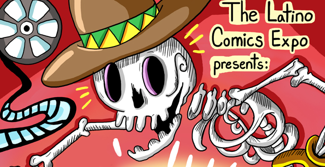 Cartoons, Comics & Latinx Culture Combine Forces at Alamo Drafthouse