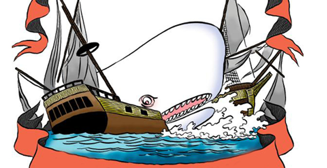 'Shipwreck' an Erotic Literary Fan-Fiction Event Has Its Sights Set on Moby Dick