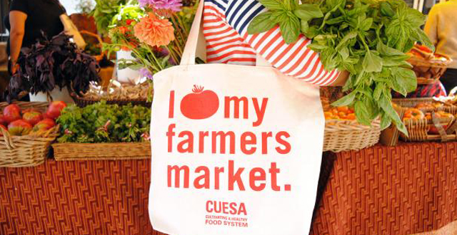 National Farmers Market Week: Support Local Farms & Food Producers on the Regular