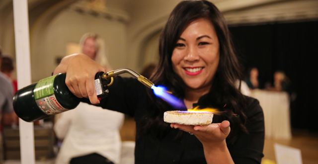 Say Cheese! Taste Delicious Bites & Learn a Thing or Two at SF Cheese Fest
