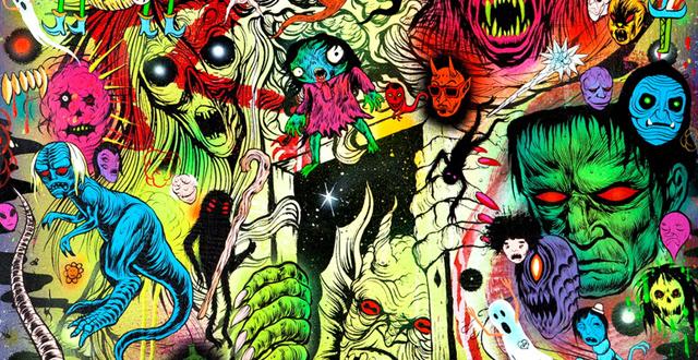 10 Artists Whose Artwork Screams Halloween