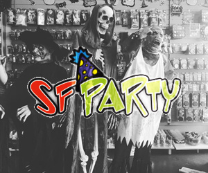 Halloween Costume Store San Francisco