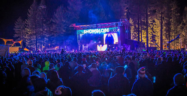 SnowGlobe Music Festival 2018 Returns to Lake Tahoe with Above & Beyond, Diplo, Eric Prydz