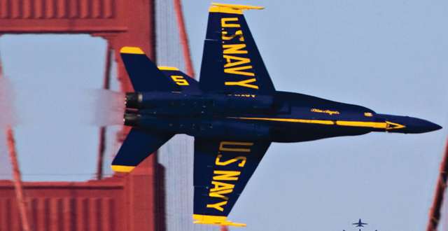 2018 Fleet Week San Francisco