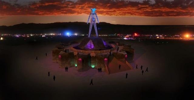 Burning Man Reveals Its Theme for 2019: Metamorphoses
