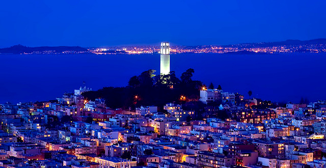 "Coit Tower Recognized as ""Nationally Significant"" at 85"