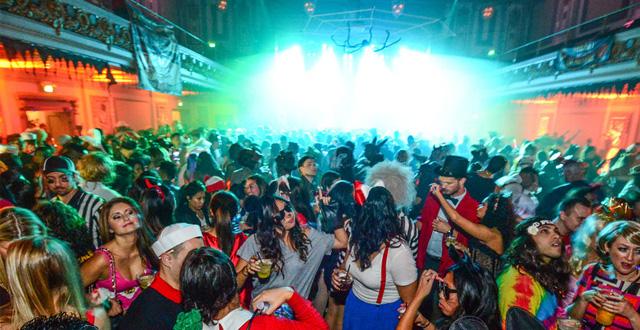 Free Halloween Parties, Veg Fest, Haunted Ship Crawl, SOB X RBE, Dog Costume Party, Nightmare on Van Ness
