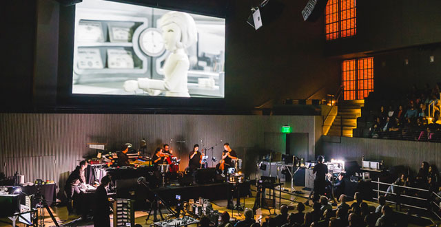 Kid Koala Brings Graphic Novel to Life with Puppeteering, Miniature Sets at SFJAZZ