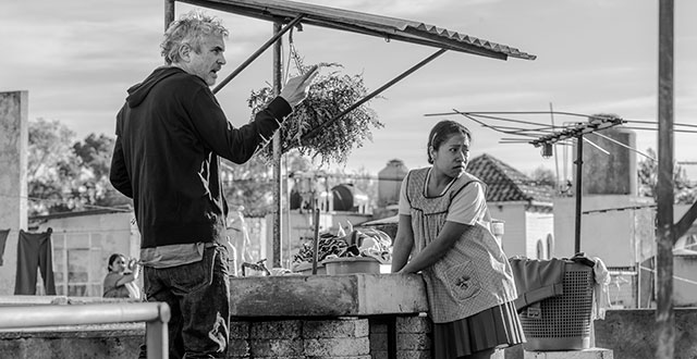Alfonso Cuarón's Roma is as Reflective as it is Timely