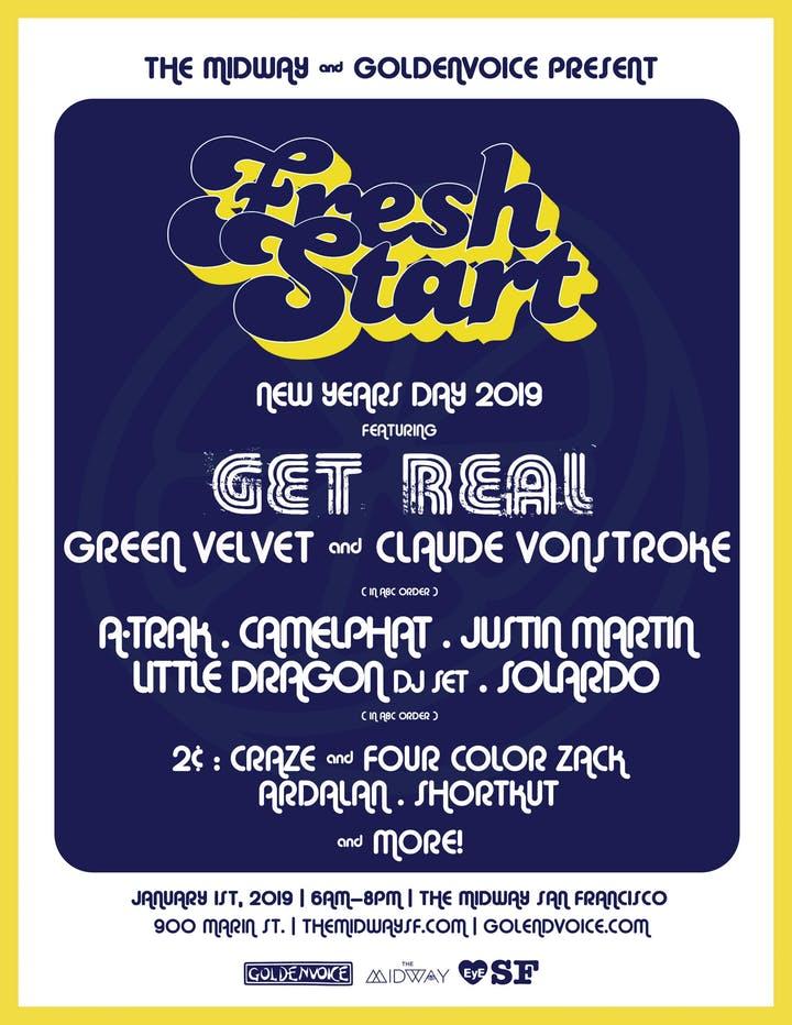 Fresh Start Poster