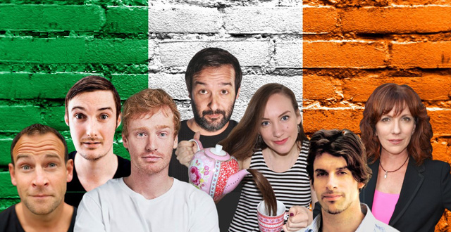 The Real Irish Comedy Fest Hits The Bay Area