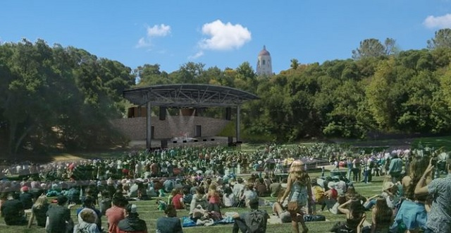 SF Symphony and Goldenvoice Partner with Stanford Live for Concerts at Frost Amphitheater