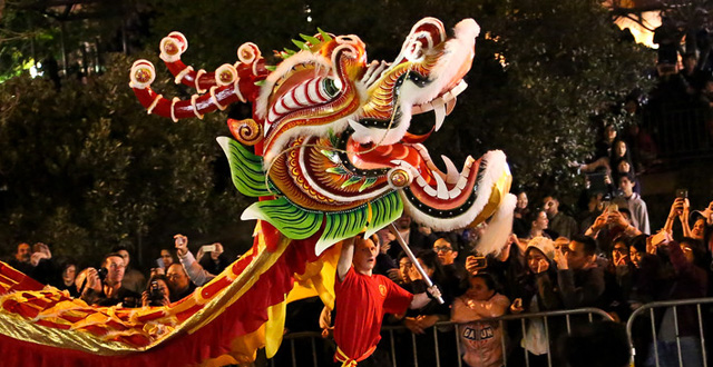 Chinese New Year Parade, Seun Kuti, Destructo, Grace Cathedral Dance Party, Orchid Expo, Dilla Day