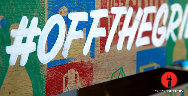 Off the Grid Is Back with Its Massive Food Truck Party at Fort Mason