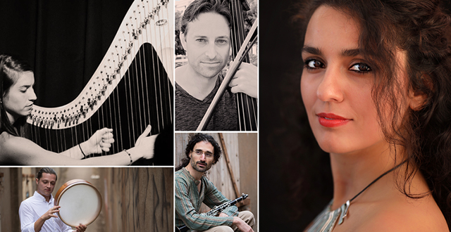 Musicians From Trump-Banned Countries Performing at Brava Theater Center