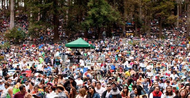 Free Stern Grove Concerts are Back with The Isley Brothers, Toots & the Maytals, Mitski and More