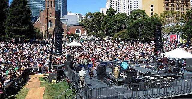Yerba Buena Gardens Unveils 100 Free Programs for 2019 Annual Festival