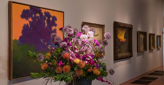 Bouquets to Art Celebrates 35 Years at the de Young Museum