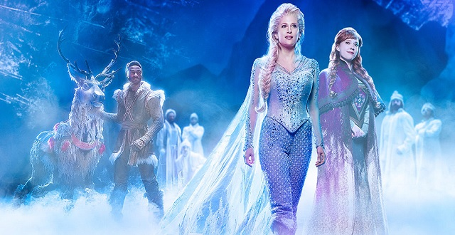 Disney's Frozen the Broadway Musical Coming to SF