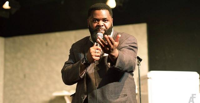 Local Comedian Kaseem Bentley Hosts Free Album Release Party