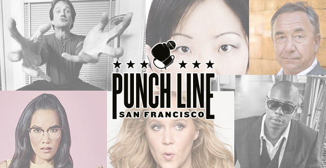 Punch Line San Francisco is Looking for a New Home