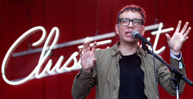 Photos: Fred Armisen, Sinbad, The Roots, Big Freedia & More at Clusterfest Day One