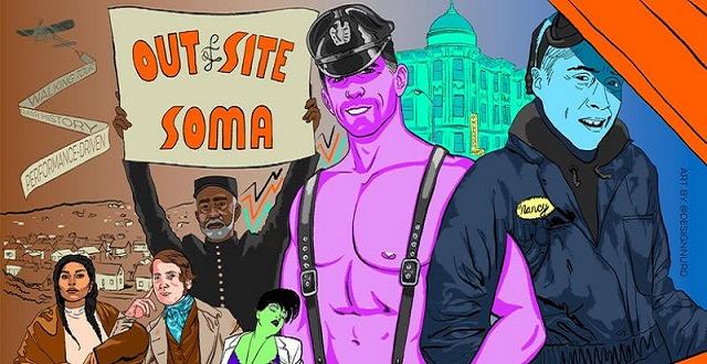 OUT of Site: SOMA Offers Queer History Walking Tours for Pride Month
