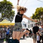 Photo by Cheryl Guerrero, Haight Street Fair 2019