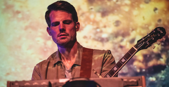 """Photos: Tycho Performing Entire New Album """"Weather"""" at The Independent"""