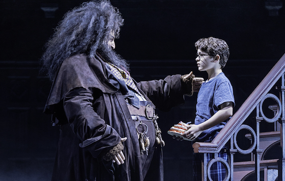 Hagrid Young Harry – NYC Photo By Manuel Harlan