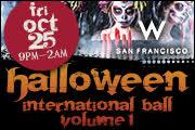 Halloween at W Hotel
