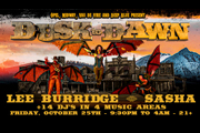 Dusk to Dawn Halloween