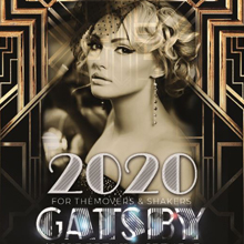 Gatsby House New Years Eve
