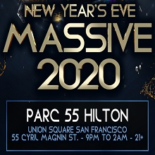 Massive New Years Eve