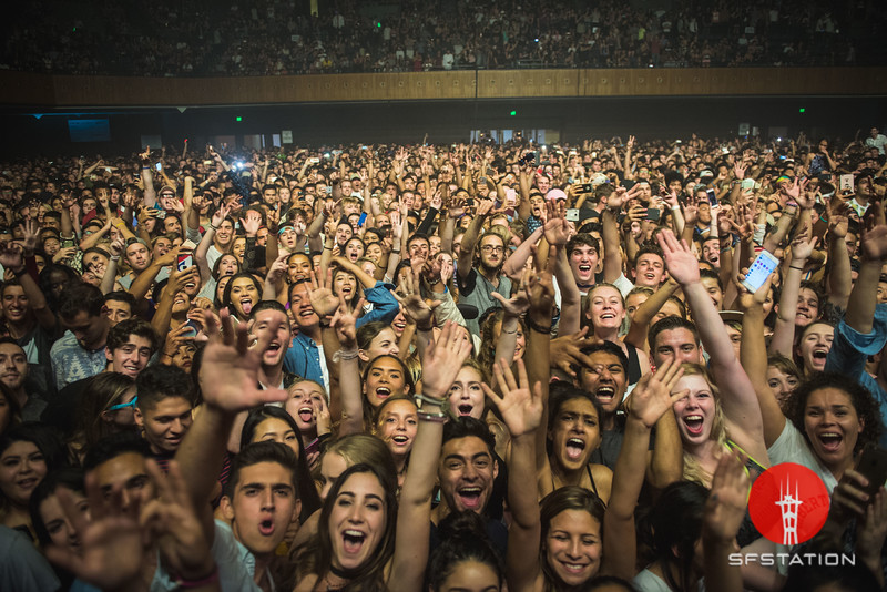 Bill Graham Civic Celebrates 10 Years of Shows After Rebirth