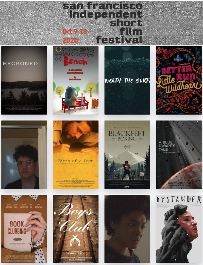 Win Tickets To See A Film From Sf Shorts 2020 Sf Station 4 short poems about grief: sf station